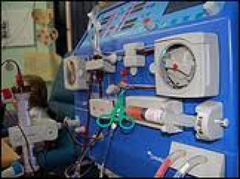 Th Kidney Dialysis Machine was invented in the 40's and has saved many lives. It's had many improvements added to it over the last 10 years.