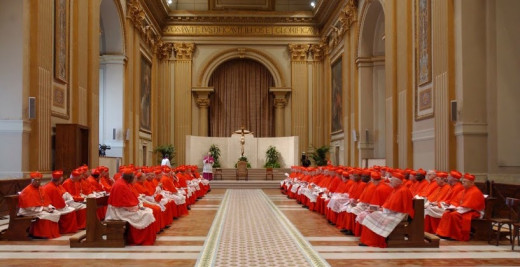 The College of Cardinals