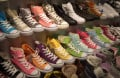 Colorful Sneakers Fashion Trend