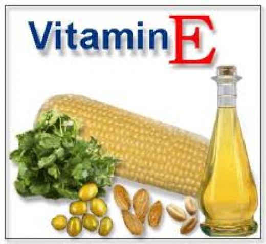 The discovery of Vitamin E was a big deal back in the roaring 20's. It's taken in pill form, liquid or in certain foods.