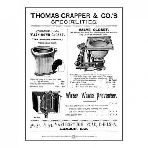 Story Of Thomas Crapper