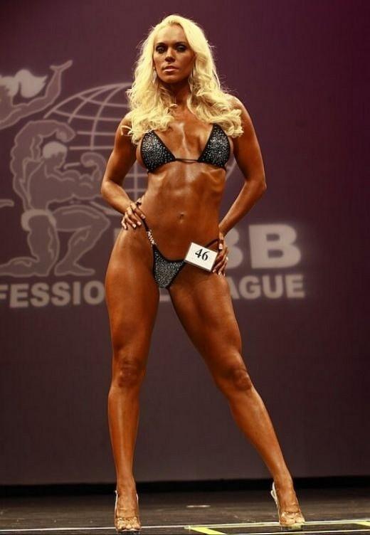 Kat Holmes - IFBB Pro Bikini