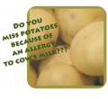 Loving Mashed Potatoes: A Non Dairy, Milk Free Recipe