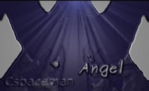 Angel by Cspaceman