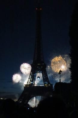 More Fireworks!