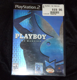 Game Review: Playboy - The Mansion for PS2