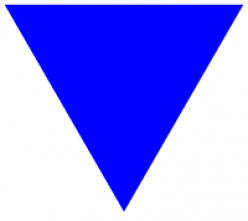Don't you hate those blue triangles?