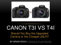 What Are the Differences Between the Canon EOS Rebel t3i and t4i Digital Cameras?