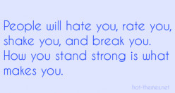 Dealing With Nasty Attitudes and Jealous People -- Bullies