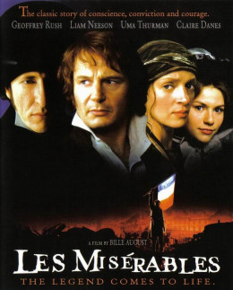 Les Miserables (1998) poster