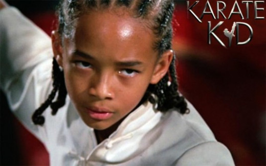 "Jaden Smith made his acting debut in ""Pursuit of Happyness"" with his dad, Will Smith."