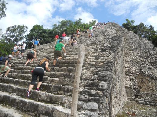 Cozumel, Mexico - Cabo Temple