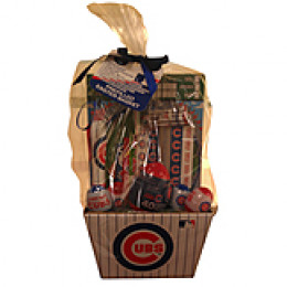 Chicago Cubs Easter basket theme