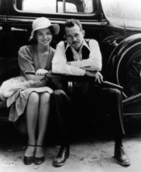 Billie Frechette and John Dillinger