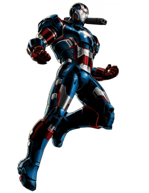 Image courtesy of Marvel Avengers Alliance