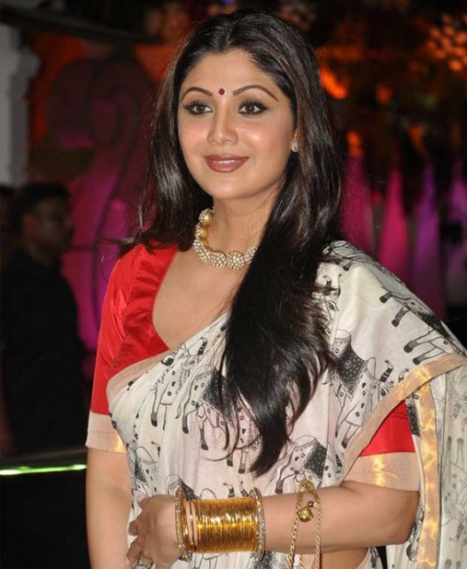 Shilpa Shetty has appeared in Hindi (Bollywood) films, as well as movies in the Tamil, Telugu, and Kannada languages.
