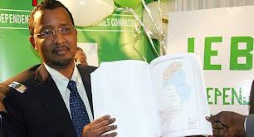 Omar Hassan: IEBC Chairman