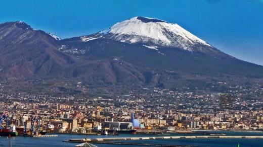 Mount Vesuvio