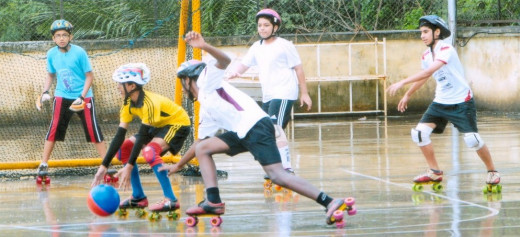 RollBall in action..
