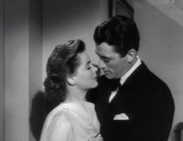Gentleman's Agreement, Dorothy McGuire and Gregory Peck
