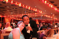 Life's Journeys: Travel on a Cruise Liner