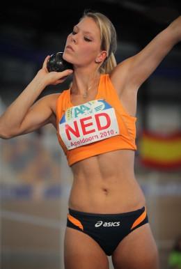 Nadine Broersen - Netherlands Heptathalete