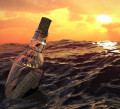 Message in a Bottle - The Real Deal