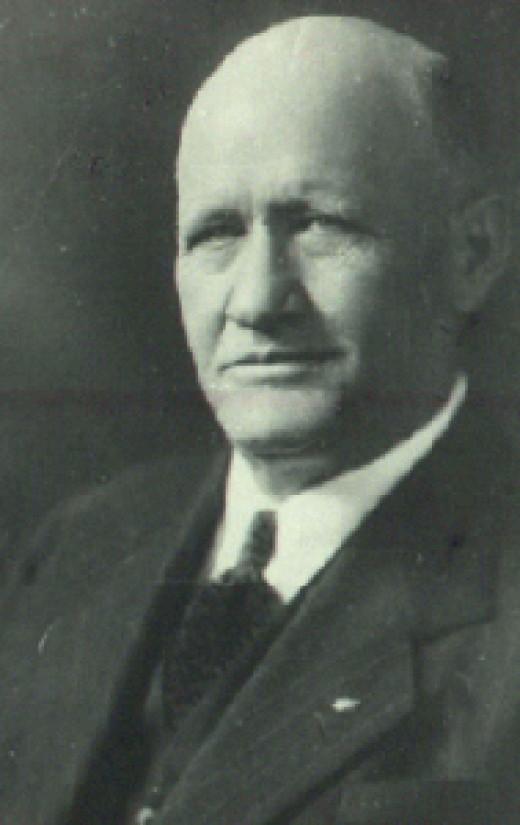 Governor Benjamin Baker Moeur