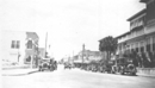 Downtown Daytona Beach