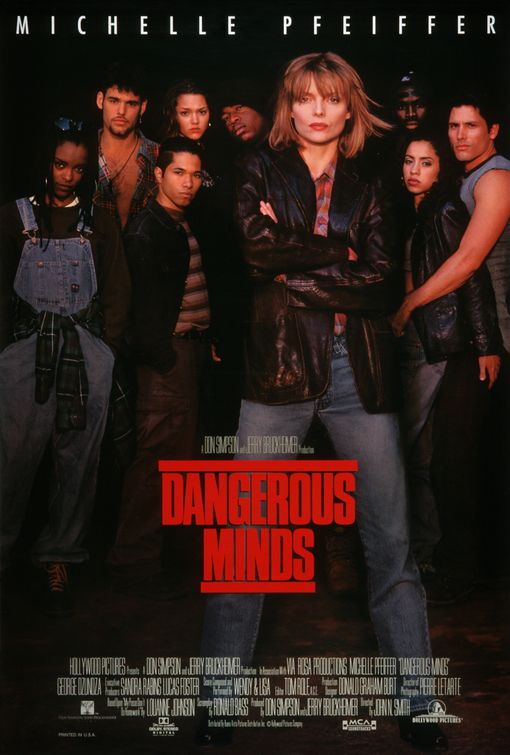Dangerous Minds Poster