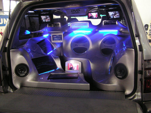 Next Gen Car Stereo System