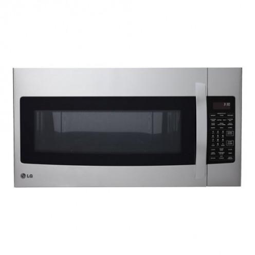 LG Stainless Steel Microwave Model