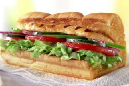 Bread is the only thing between you and a mostly-healthy, tasty lunch.