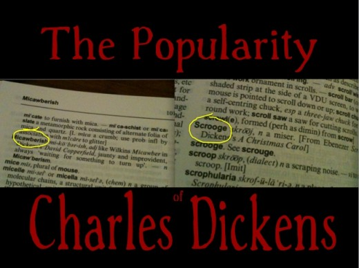 Dickens in the English Dictionary