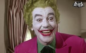 Caesar Romero as the Joker in the Batman TV series.