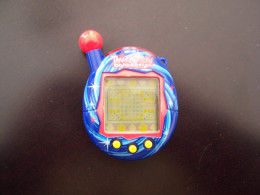 My favorite Tamagotchi toy that I've ever owned.  It is pictured here with no battery, but it does indeed still work after all these years!