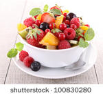 There are many low carb fruits.
