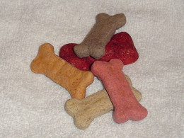 Five doggie biscuits? Why not? My doggerel earned every one of them