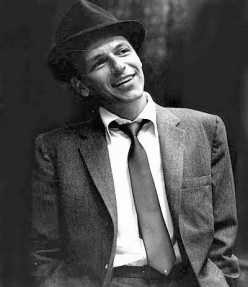 Frank Sinatra the lover