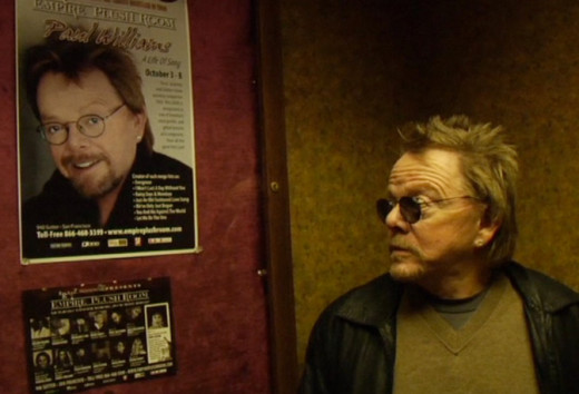 Where Paul Williams has been out of the limelight has been just as fascinating as his fame.