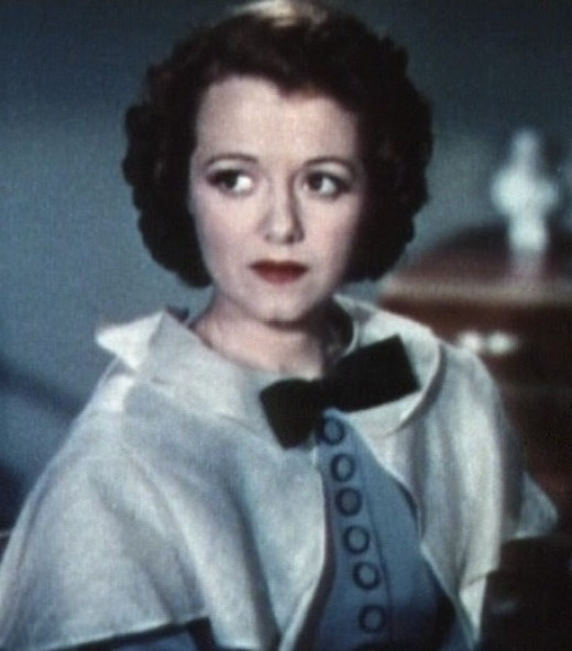 "Janet Gaynor in ""A Star is Born"""