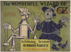 The Wonderful Wizard of Oz: A Book Review