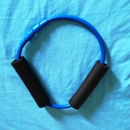 Elastic power ring