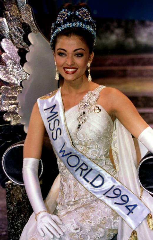 Aishwarya Rai Bachchan Miss World