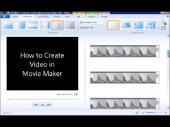 How to Create Video in Windows Movie Maker