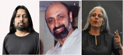Toorjo,Suvir & Ania