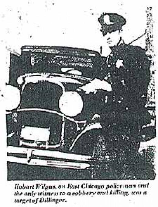 Officer Hobart Wilgus