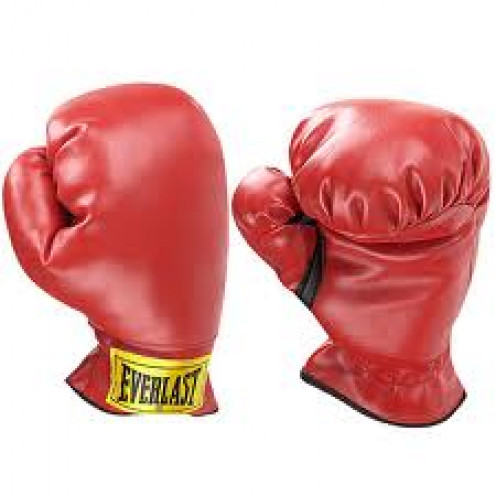 Boxing gloves were invented to help protect the boxers hands. In the professional ranks gloves are 8 and 10 ounce gloves.