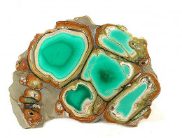 A good example of Fairfield Variscite