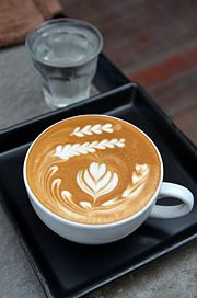 Latte Art..Looks to good to drink